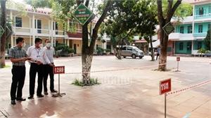 Các điểm thi tại Lục Ngạn (Bắc Giang) sẵn sàng cho kỳ thi tốt nghiệp THPT đợt 2