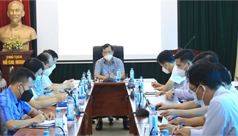 Bac Giang focuses on site work at Quang Chau and Vietnam - Korea industrial parks