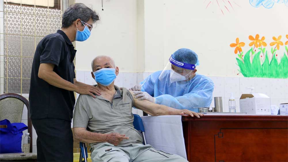 Bộ Y tế, hướng dẫn, tiêm 2 liều vaccine phòng Covid-19