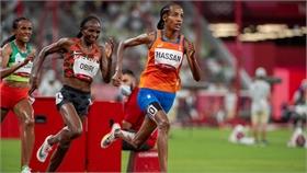 Giấc mơ hattrick vàng của cô bé chạy loạn Ethiopia