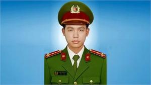 Đề nghị truy tặng Huân chương Chiến công cho Thượng úy công an hy sinh