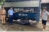 Bị phạt 7 triệu đồng vì vận chuyển lợn không có chứng nhận kiểm dịch