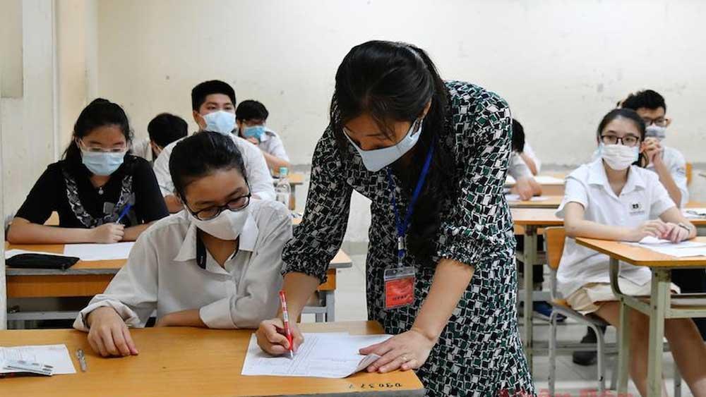 Bộ Giáo dục và Đào tạo, thành lập , đoàn kiểm tra , thi tốt nghiệp đợt 2