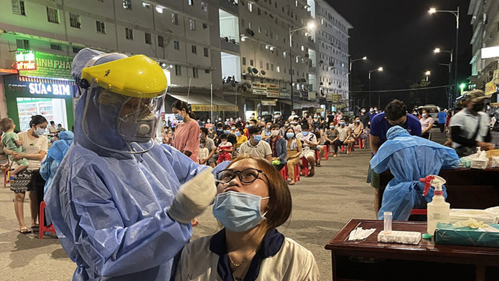 4,267 local cases, Vietnam's Covid tally, Covid-19 pandemic, ongoing outbreak, Ho Chi Minh city, quarantine zones