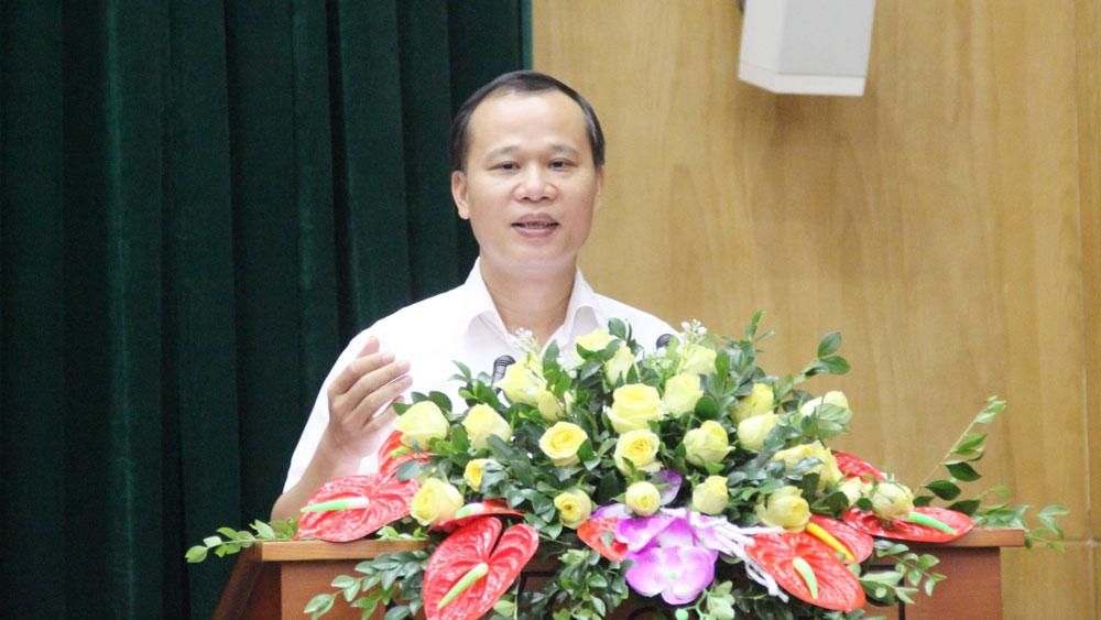 họp báo, HĐND tỉnh, Bắc Giang, kỳ họp thứ 2, HĐND tỉnh khóa XIX