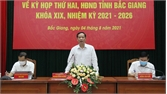 Kỳ họp thứ 2, HĐND tỉnh khóa XIX dự kiến xem xét, thông qua 18 nghị quyết