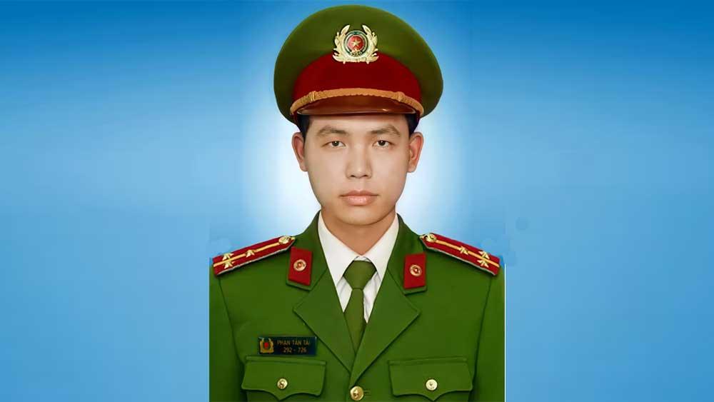 Chủ tịch nước , truy tặng, Huân chương Chiến công hạng Nhì , Đại úy Phan Tấn Tài