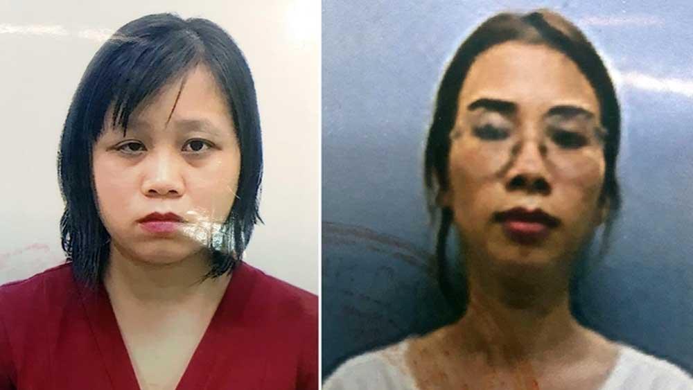 Khởi tố, hai nữ phóng viên, Hà Nội