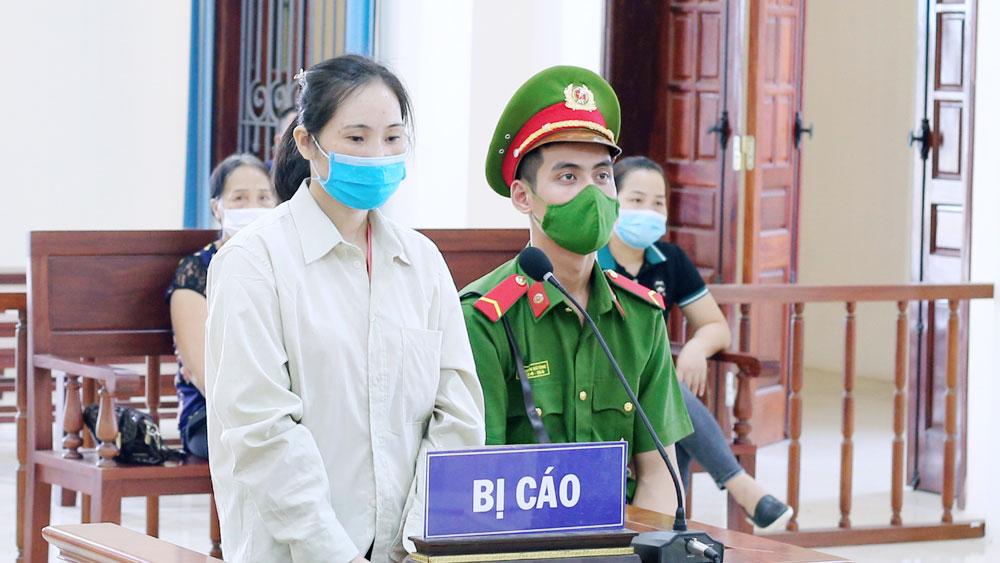 Bắc Giang, lừa đảo, chiếm đoạt tài sản, 15 năm tù