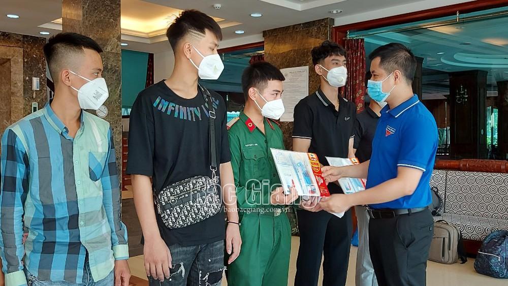 Bắc Giang, giáo dục, tốt nghiệp THPT, thi đợt 2, THPT Ngô Sĩ Liên, khách sạn Minh Trung, khách sạn Hoàng Gia