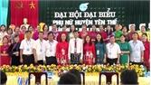 Hội Liên hiệp Phụ nữ huyện Yên Thế tổ chức Đại hội lần thứ XXII