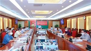 Thi hành kỷ luật cảnh cáo Đảng ủy Cơ quan Sở Kế hoạch và Đầu tư TP Hà Nội nhiệm kỳ 2015-2020