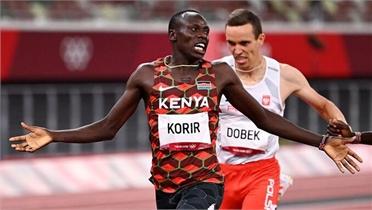Kenya tiếp tục thống trị đường chạy 800m nam