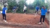 Tân Yên: Xây dựng nhà tình nghĩa cho hộ nghèo