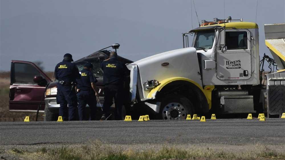 Tai nạn thảm khốc tại Mỹ, thiệt hại lớn về người
