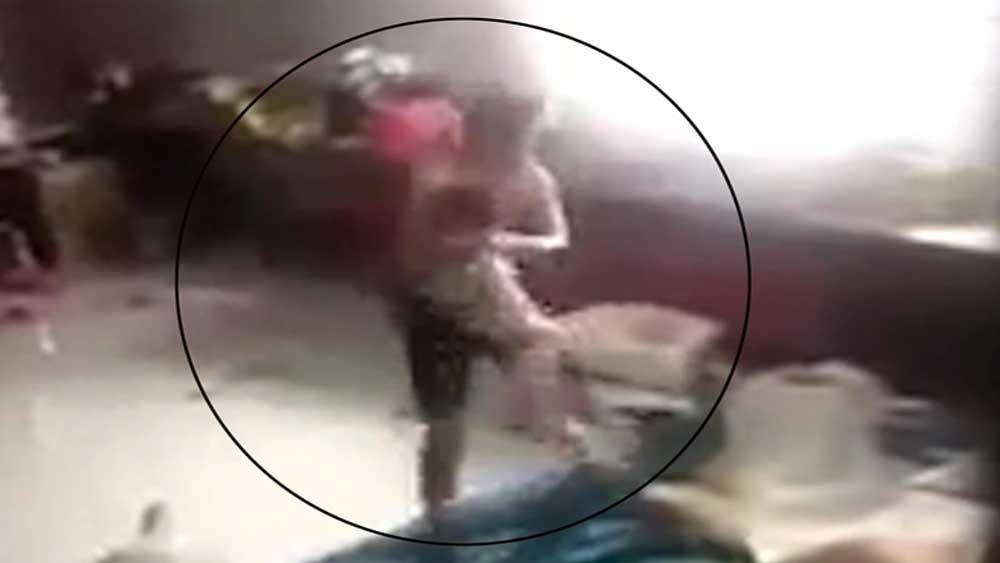 Bé trai , chồng hờ, mẹ, đánh đập dã man, gây phẫn nộ