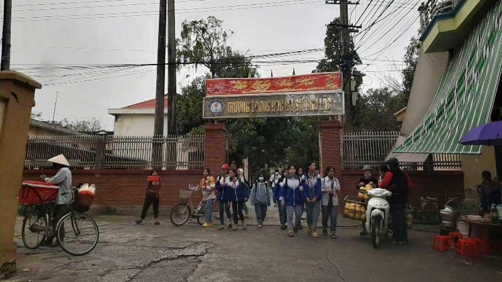 Có dấu hiệu sửa, xóa điểm tại Trường THCS  Ngư Lộc (Thanh Hóa)
