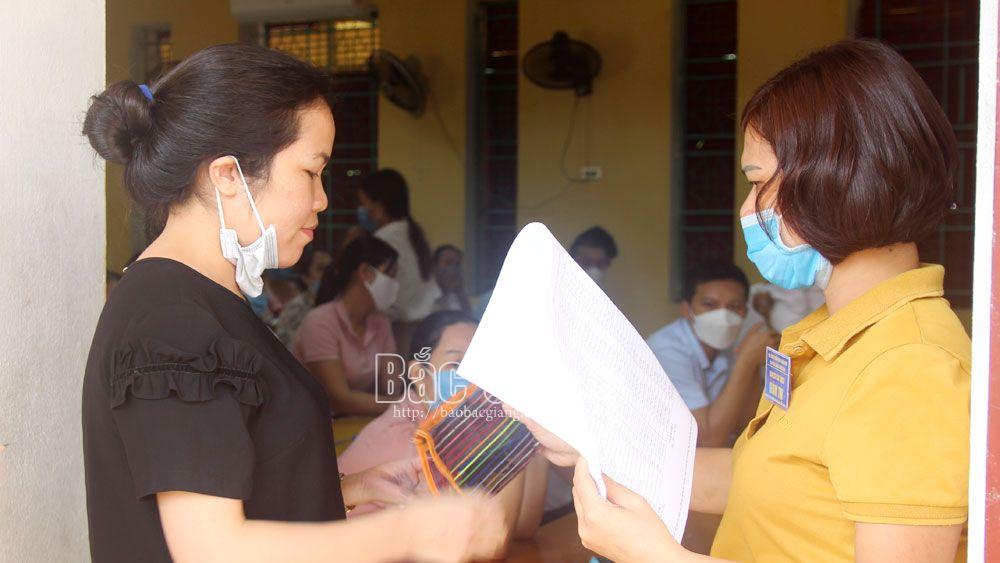 Bắc Giang, sát hạch, giáo viên, năm 2021, giáo dục.