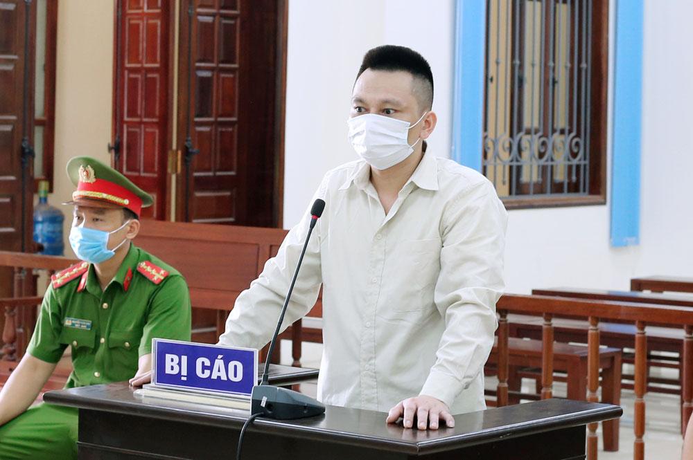 Bắc Giang, Giết người, Dùng súng tự chế bắn người, 8 năm tù
