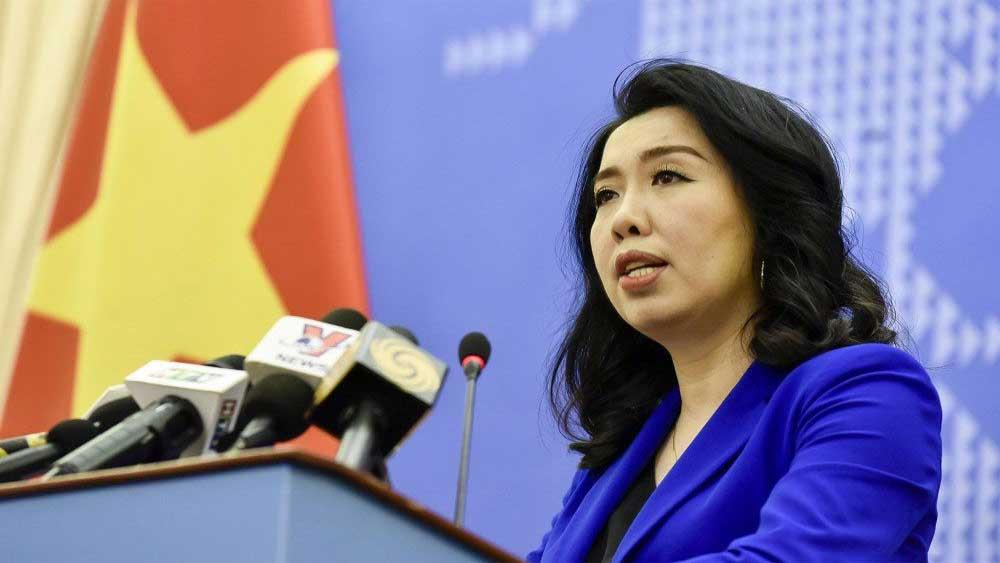 Việt Nam, yêu cầu , Trung Quốc , không làm phức tạp, tình hình ở Biển Đông