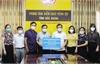 Quỹ Từ thiện của doanh nghiệp tỉnh Bắc Giang trao tặng thiết bị y tế cho CDC tỉnh