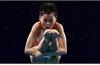 VĐV Trung Quốc đoạt HCV với ba cú nhảy hoàn hảo