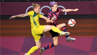 Bóng đá nữ Mỹ giành HCĐ Olympic Tokyo 2020