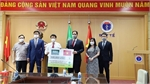 Saudi Arabia presents aid package to support Vietnam's COVID-19 fight