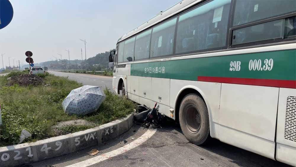 Yên Dũng: Tai nạn giao thông làm 2 người tử vong