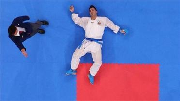 Võ sĩ giành HCV Olympic dù bị đá bất tỉnh