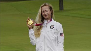 Nelly Korda đoạt HCV golf nữ Olympic
