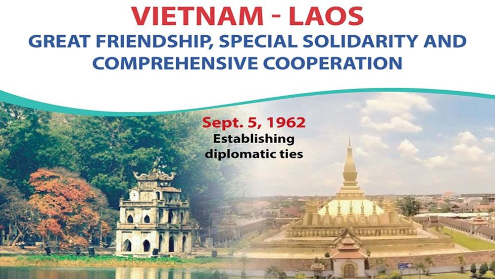 Vietnam-Laos special solidarity and comprehensive cooperation