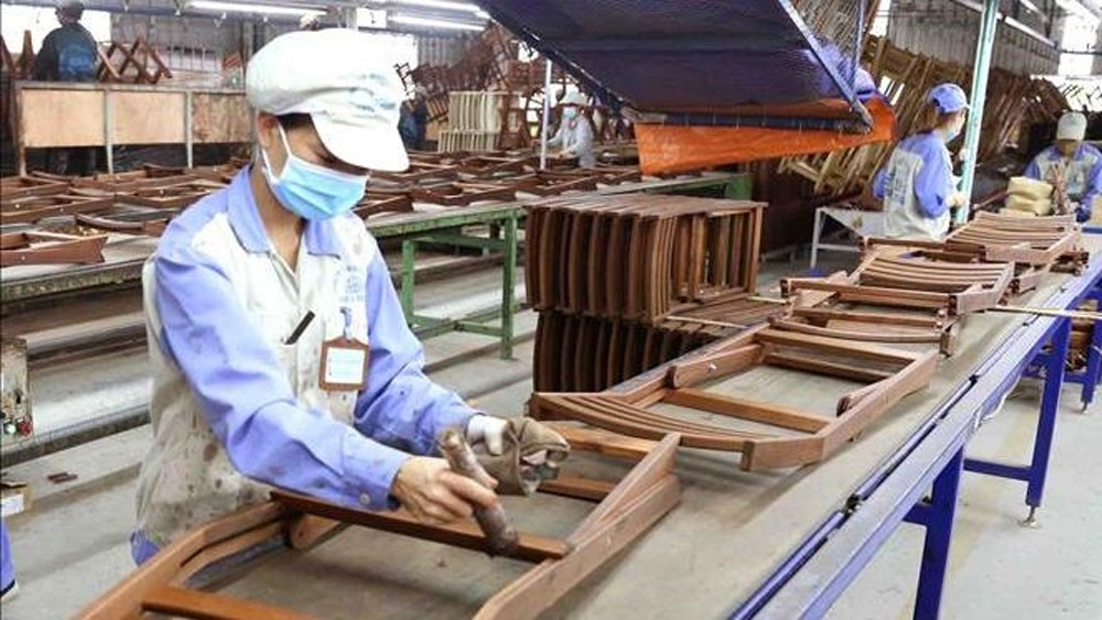 Vietnam's timber exports record strong growth in first seven months