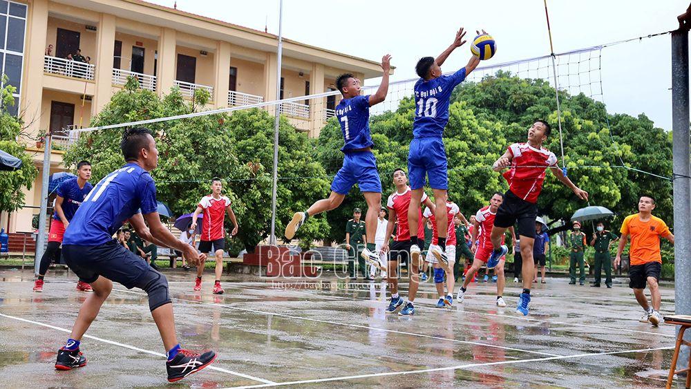 Bắc Giang, phòng, chống dịch Covid-19, hội thao thể thao