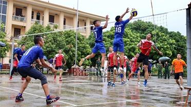 Hội thao Thể dục thể thao Quân đoàn 2