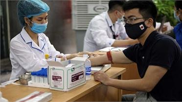 Bộ Y tế hướng dẫn khám sàng lọc trước tiêm chủng vaccine phòng Covid-19