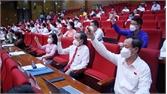 Kỳ họp thứ 2, HĐNĐ tỉnh khóa XIX thông qua 18 nghị quyết