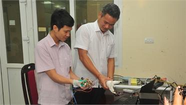 57 mô hình, sản phẩm vào chung khảo Cuộc thi sáng tạo thanh thiếu niên, nhi đồng tỉnh Bắc Giang