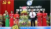 Bà Lý Thị Liên tiếp tục được bầu giữ chức Chủ tịch Hội LHPN huyện Lục Ngạn