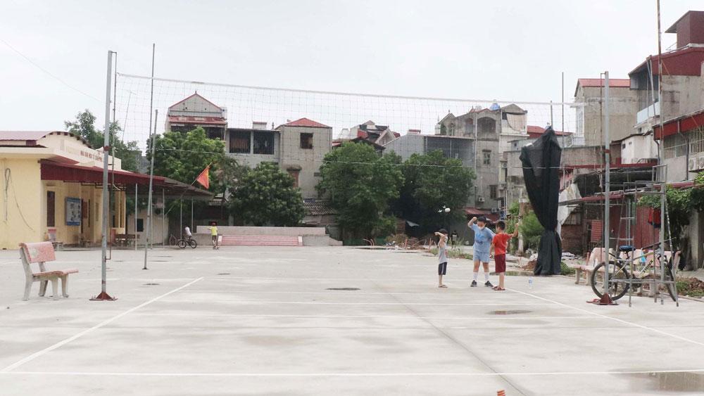 TP Bắc Giang, kiến nghị của cử tri, kịp thời, rõ đầu mối, rõ kết quả, cảnh quan đô thị