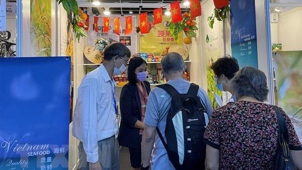 Vietnam introduces products at Hong Kong Food Expo 2021