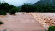 Mưa lớn, 29 thôn tại huyện Sơn Động bị chia cắt cục bộ