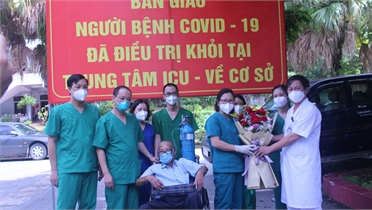 Bắc Giang: Vợ chồng bác sĩ, điều dưỡng cùng vào điểm nóng chống dịch