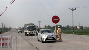 Bắc Giang: Thực hiện khai báo y tế tại trạm y tế đối với người đến/về từ tỉnh Bắc Ninh