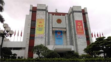 Thi hành kỷ luật Ban cán sự đảng UBND TP Hà Nội nhiệm kỳ 2016 - 2021 bằng hình thức cảnh cáo