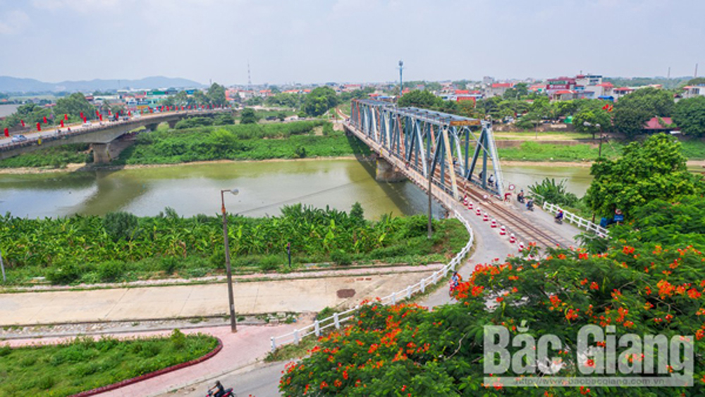 Bac Giang city strives to be first class urban before 2030