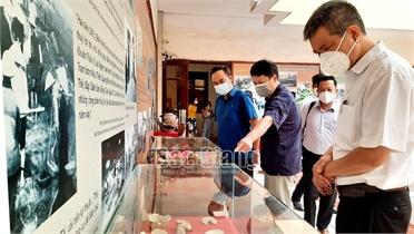 Phát hiện nhiều dấu tích thời Trần tại chùa Bình Long (Bắc Giang)