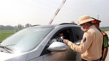 Bắc Giang: Rà soát, theo dõi sức khỏe 496 người đi/về từ tỉnh Bắc Ninh