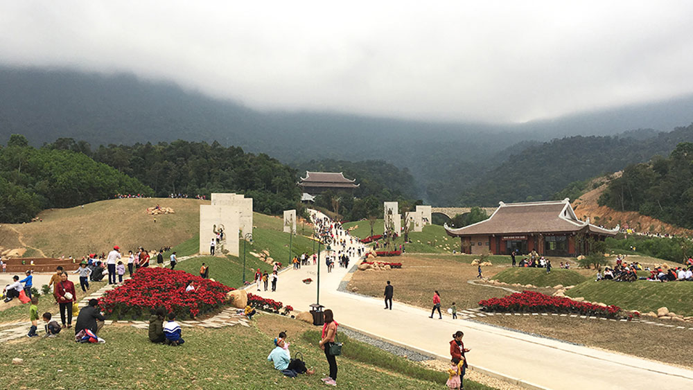 Bac Giang propagandizes and promotes tourism in period 2021-2025