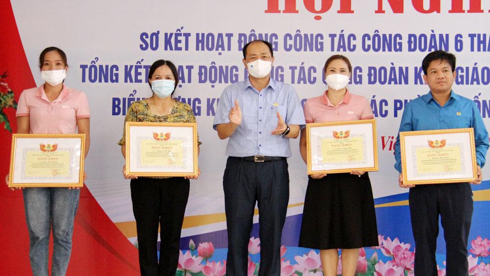 Bắc Giang, Việt Yên, khen thưởng, hội nghị, tổng kết